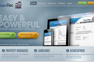 New Website Launch – Rentec Direct Property Management Software