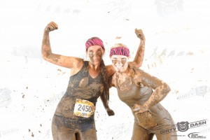 Rentec Sponsors Dirty Dash Runners