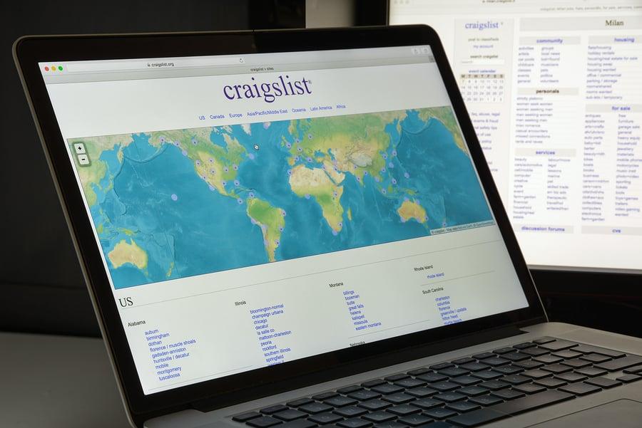 New Craiglist Posting Tool
