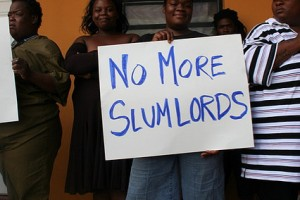 No, I'm not A Slumlord, I'm a LANDLORD!