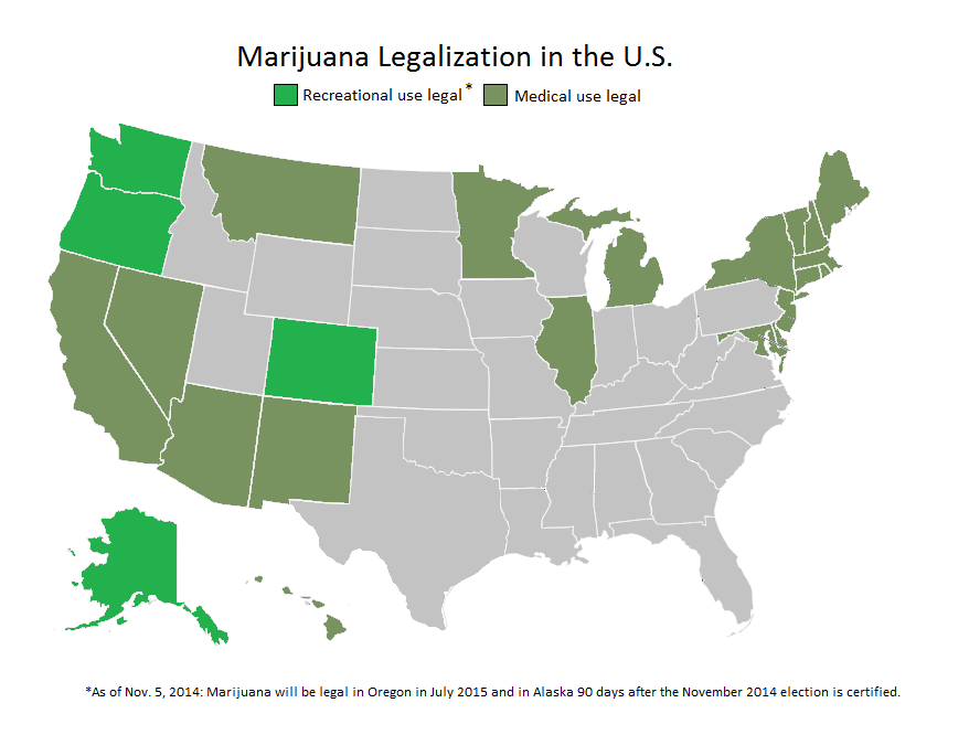 How are Landlords Managing Legal Marijuana Use in Their Rental Properties?