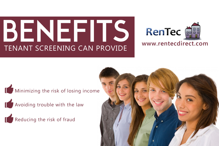 Feature Friday: Tenant Screening with Rentec Direct
