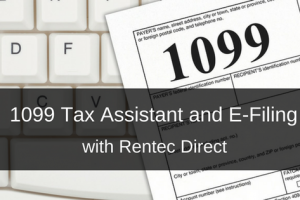 Feature Friday: 1099 Tax Assistant and E-Filing