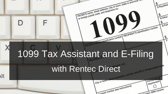 1099 Tax Assistant