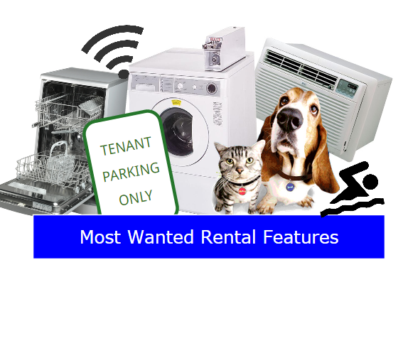 What Renters Really Want – Property Amenities to Feature or Forget