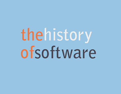 The History of Software – Infographic