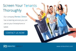 Feature Friday: Tenant Screening for the 21st Century