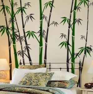 rental property decorating