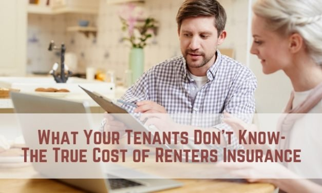 What Your Tenants Don't Know – The True Cost of Renters Insurance