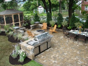 outdoor spaces for rentals