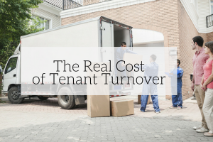 The Real Cost of Tenant Turnover