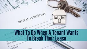Breaking a Rental Lease