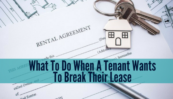 Breaking a Rental Lease