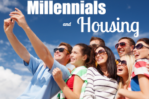 Millennials and Housing : Why You Need To Care About Gen-Y