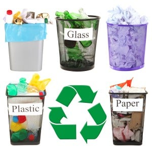 Multifamily housing recycling