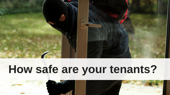 How safe are your tenants