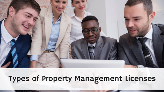 property management license