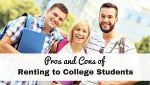 Renting to College Students