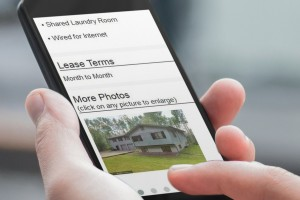 New Mobile Friendly Rental Listings and Online Applications
