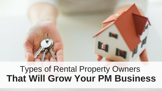 types of rental property owners