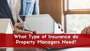 insurance for property managers