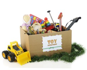Toy Drive in your apartment community