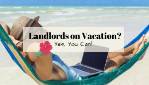 landlord vacation