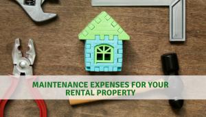 Maintenance Expenses