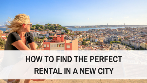 How to Find a Great Rental in a New City