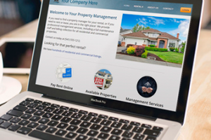 Free Professional Websites for Property Managers & Landlords