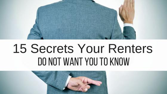 Renter Secrets