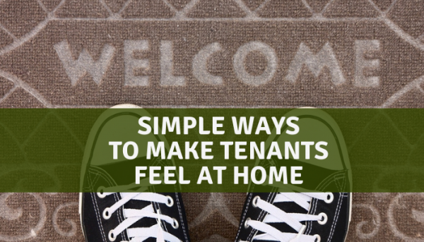 Welcome Tenants