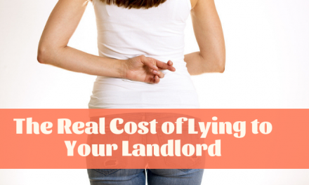 The Real Cost of Lying to Your Landlord