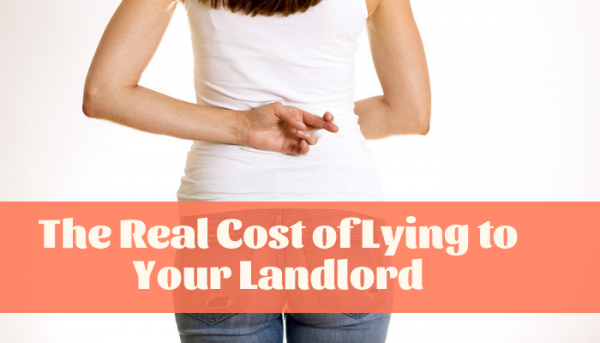 lying to your landlord