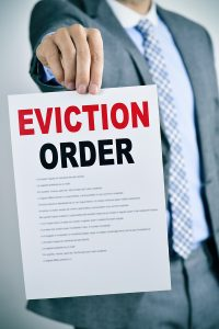 legal eviction process