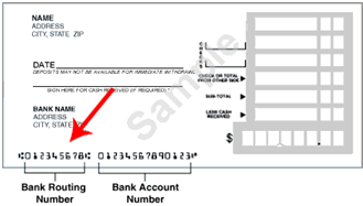 Printing Deposit Slips For Your Bank To Scan