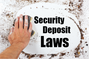 Rental Laws About Security Deposits