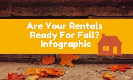 Are Your Rentals Ready For Fall?