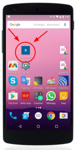 Droid App - Rentec App