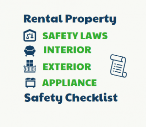 Rental Property Safety Checklist