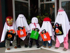 Renter Halloween Safety