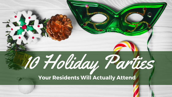 10 holiday party ideas