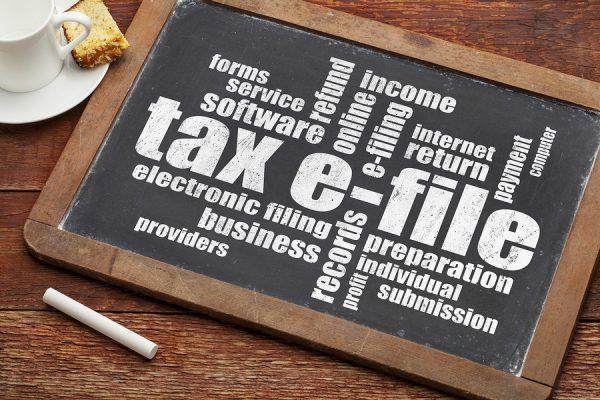 e-file state tax