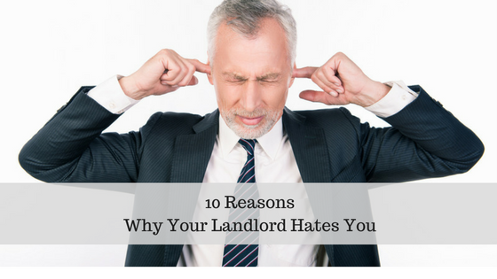 10 Ways You're Damaging Your Landlord-Tenant Relationship