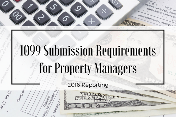 1099 submission requirements