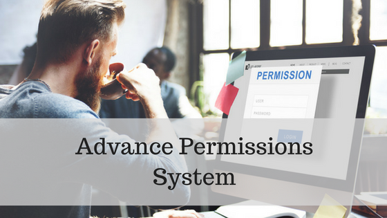 Advanced Permissions for Your User Accounts