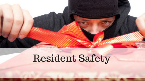 Renter Safety: Keep Your Residents Safe During the Holidays