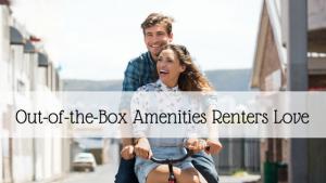amenities renters love