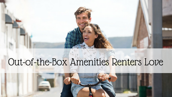 Out-of-the-Box Amenities Renters Love