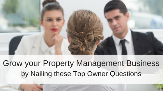 Questions Every Property Manager